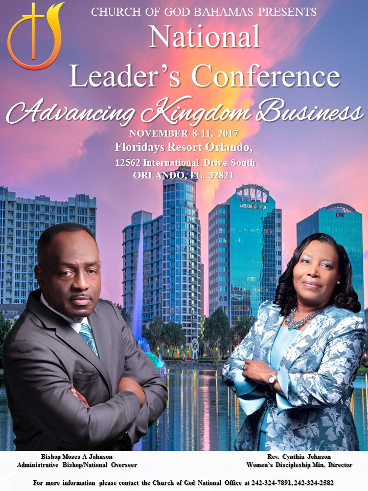 National Leadership Conference - The Church Of God Bahamas